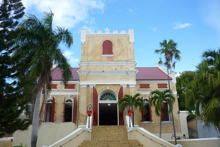 place to get married in st thomas for christians