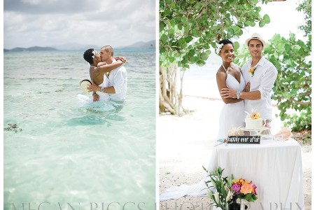 lindquist beach in st thomas is a gorgeous beach wedding venue
